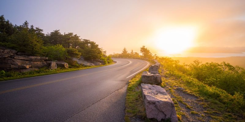 A curved road to transform your life