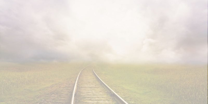 Train track to show what it takes to change your destiny