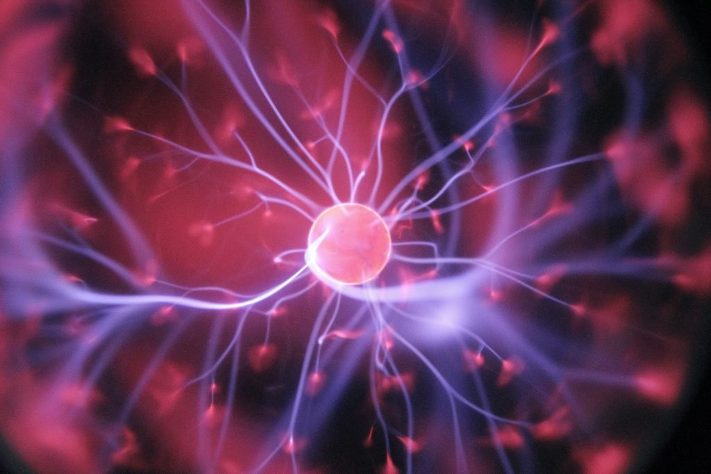 Neurons to show the changing mindset of someone who works with a Counselling Psychotherapist to figure out the answe to 'How do I know what I want to do'